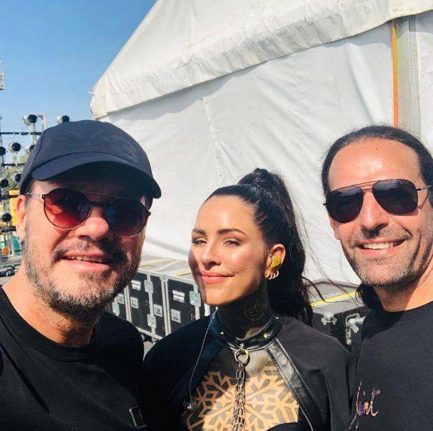 Fallido debut de Cande Tinelli en el Lollapalooza: problemas de sonido y quejas