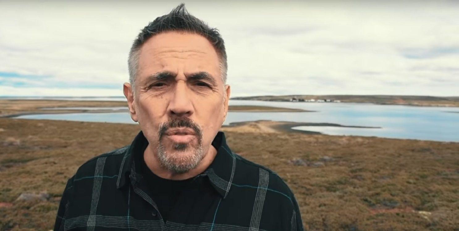 El emotivo video de Alejandro Lerner en las Islas Malvinas