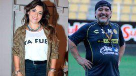 Fuerte respuesta de Gianinna a Diego Maradona: Lo único que recibí fueron puñaladas y desprecio