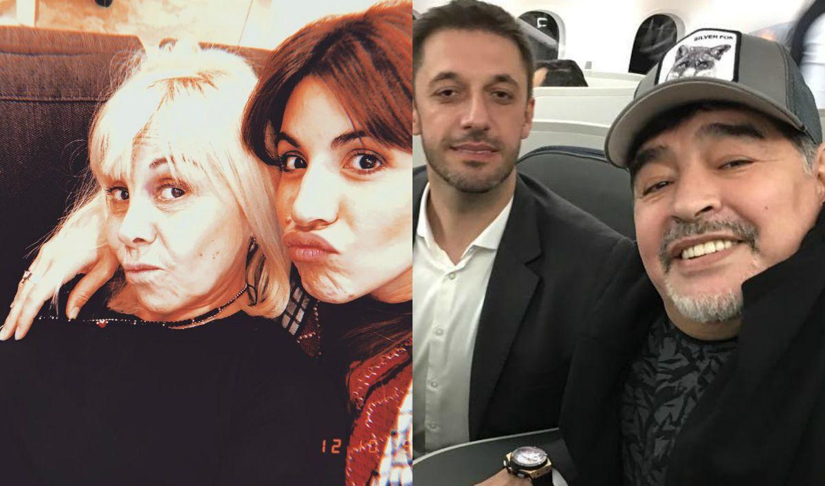 Gianinna rompió el silencio sobre Diego Maradona: adicciones, paternidad y violencia de género