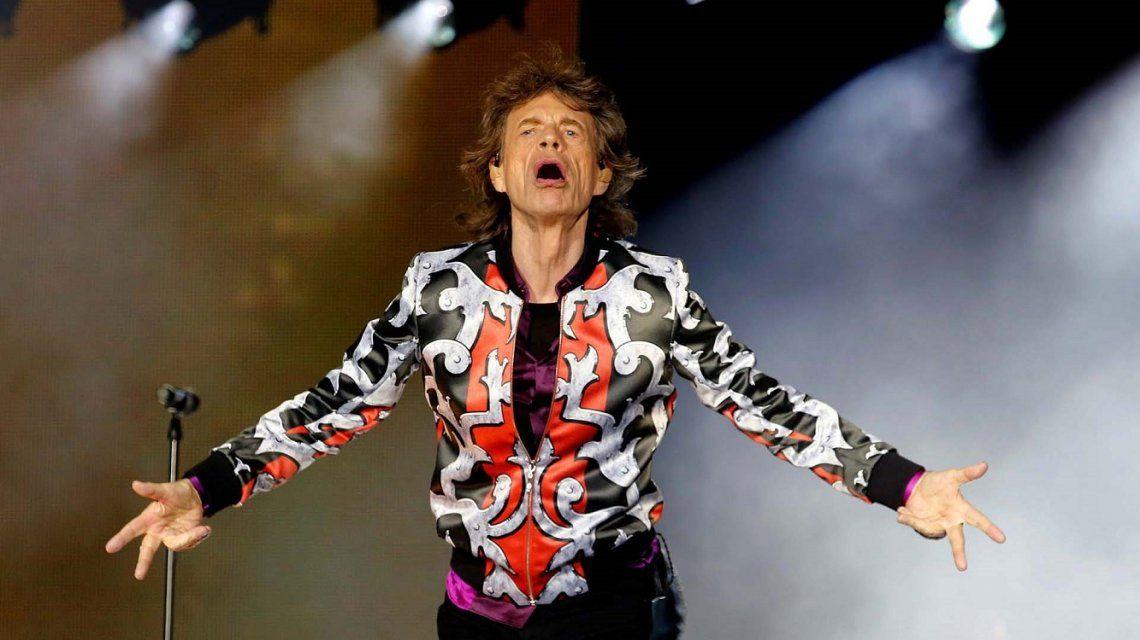 El mensaje de Mick Jagger después de ser operado del corazón