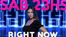 Empieza la cuarta temporada de Right Now con Julieta Camaño