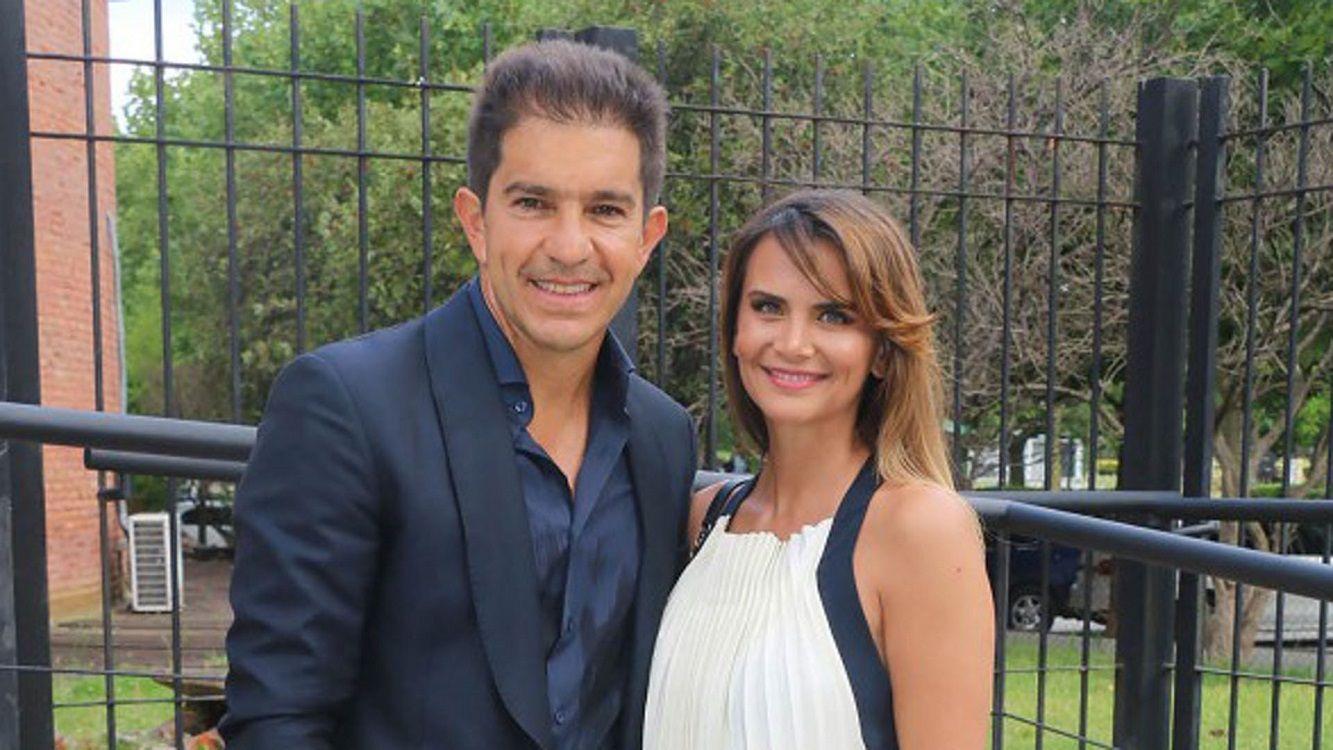 El provocador festejo de Amalia Granata por su aniversario con Leo Squarzon