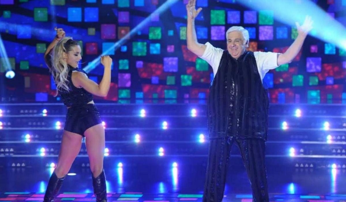 VIDEOS: El paso de Alberto Samid por el Bailando 2015