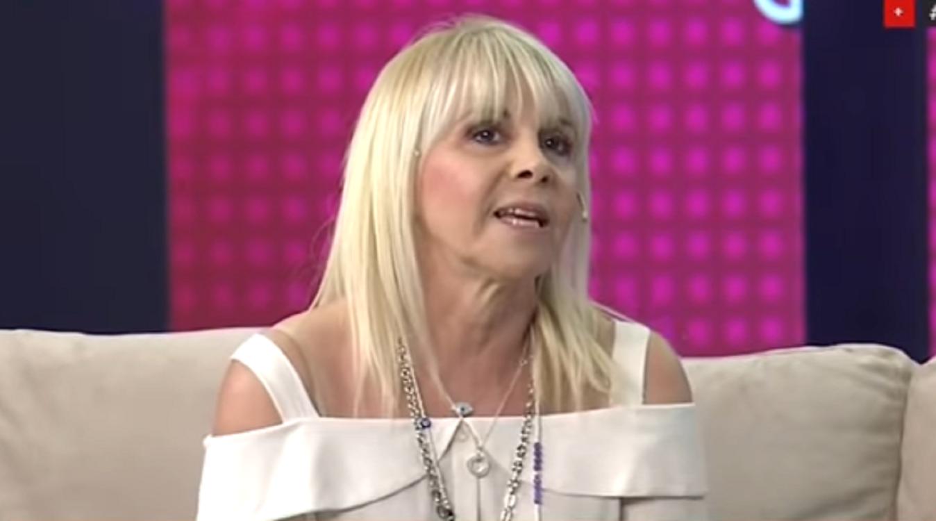 Claudia Villafañe demandó a Diego Maradona por violencia psicológica
