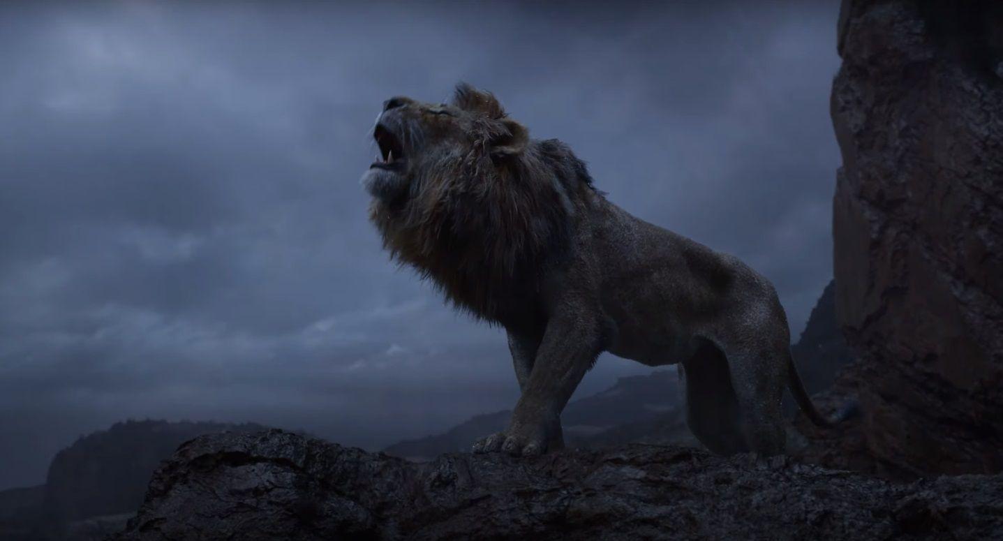 Con Timón y Pumba cantando, Disney estrenó otro espectacular tráiler de El Rey León
