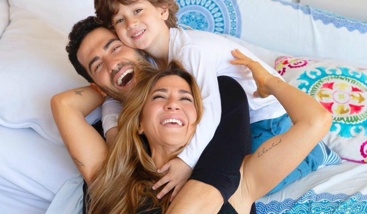 El increíble imprevisto que tuvo Mauro Caiazza en su viaje con Jimena Barón y Momo