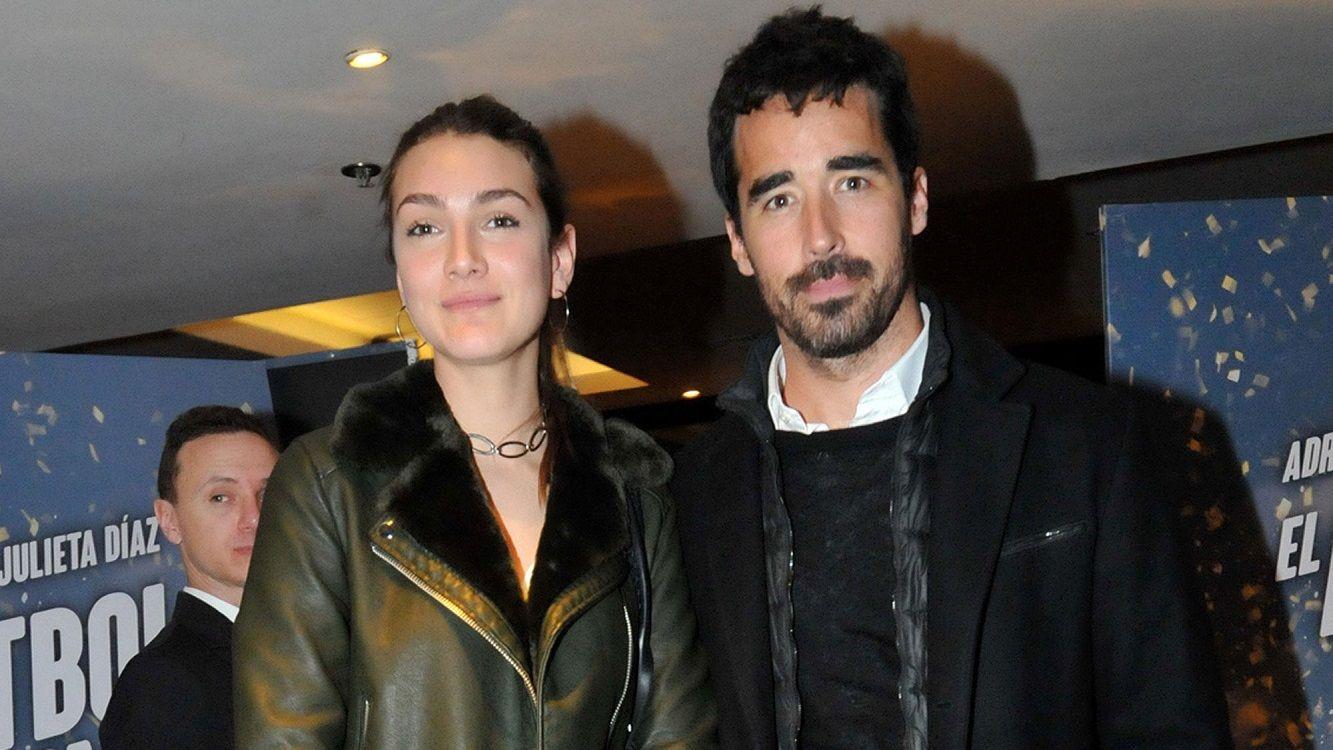 El topless de Lucía Pedraza, la ex de Nacho Viale