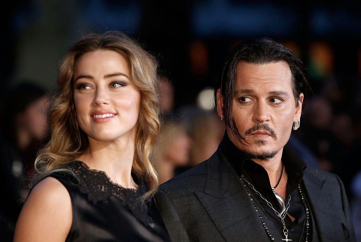 La ex de Johnny Depp: Me tiró una garrafa, me agarró del pelo y me arrastró