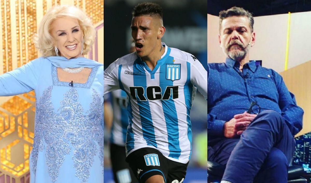 Mesaza polémica: Ricardo Centurión y Alfredo Casero se sentarán con Mirtha