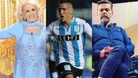 Mesaza polémica: Centurión y Alfredo Casero se sentarán con Mirtha