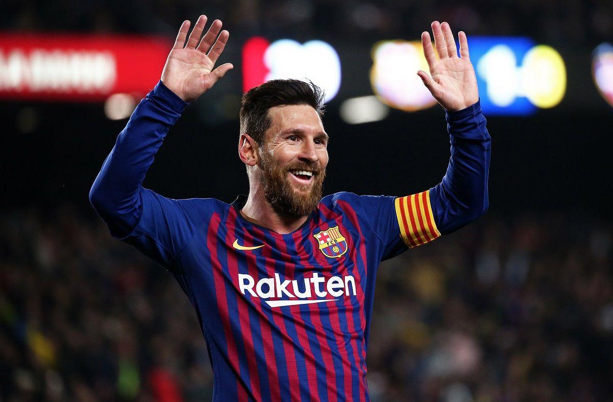 La modelo argentina que deslumbraba a Lionel Messi en su infancia