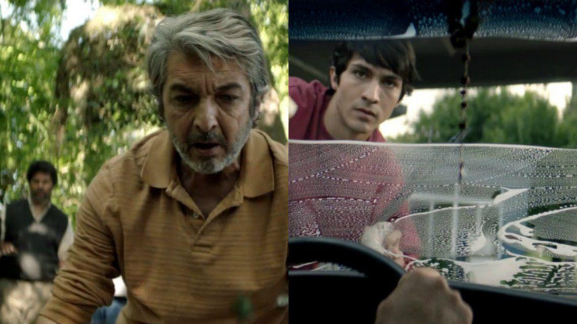 VIDEO: el tráiler de La Odisea de los Giles, la primera película que junta a Ricardo y al Chino Darín