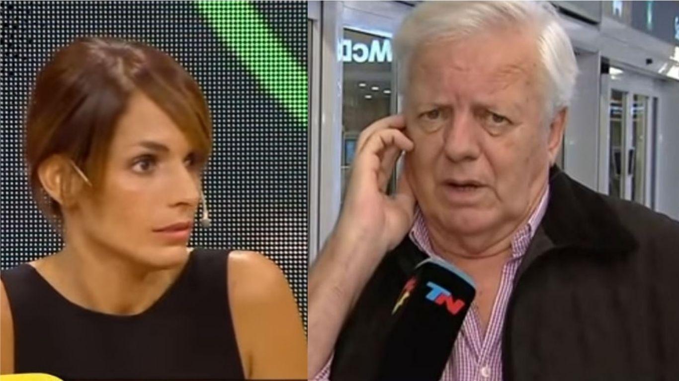 La familia de Sergio Denis impidió que la novia del cantante lo visitara