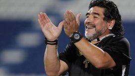 El documental sobre Diego Maradona se emitirá en el festival de Cannes
