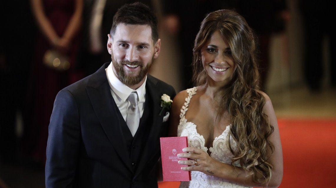 El mensaje amoroso de Messi para Antonela inspirado en Game of Thrones