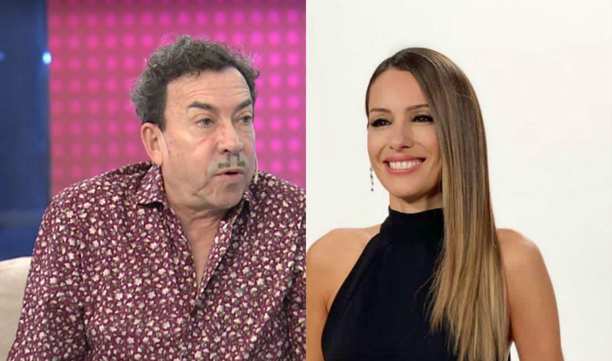 Aníbal Pachano, a una semana del Bailando: Pampita es Cruella De Vil con sonrisita