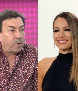 Pachano, a una semana del Bailando: Pampita es Cruella De Vil con sonrisita