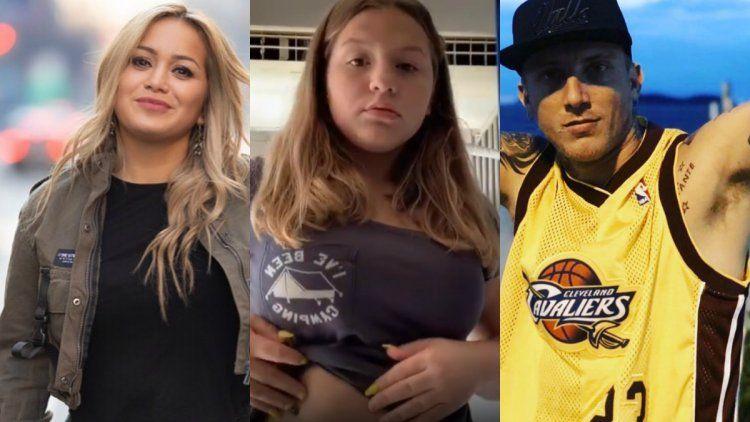 El fuerte video de la hija de Karina La Princesita y El Polaco contra el bullying