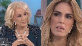 Viviana Canosa se bancó un filoso reproche de Mirtha: Eras despiadada