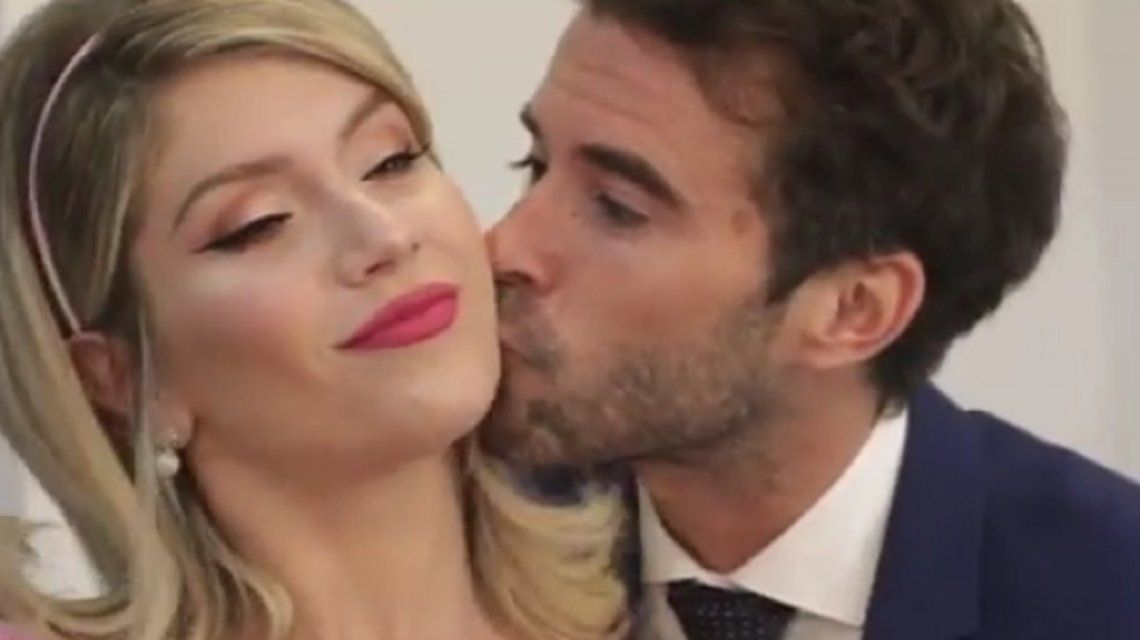 ¡Juntos en escena! El divertido trailer de la nueva obra de teatro de Nicolás Cabré y Laurita Fernández