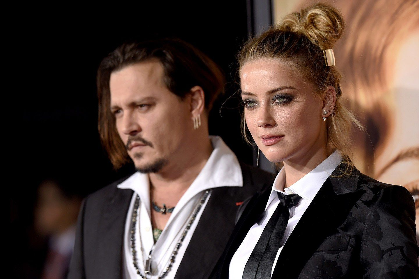 Johnny Depp habría intentado perjudicar a su ex Amber Heard ante Warner Bros