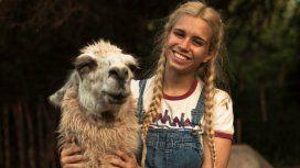 El detrás de escena del conmovedor video de la influencer Connie Isla con animales
