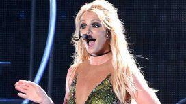 Britney Spears salió del centro psiquiátrico y su imagen generó preocupación