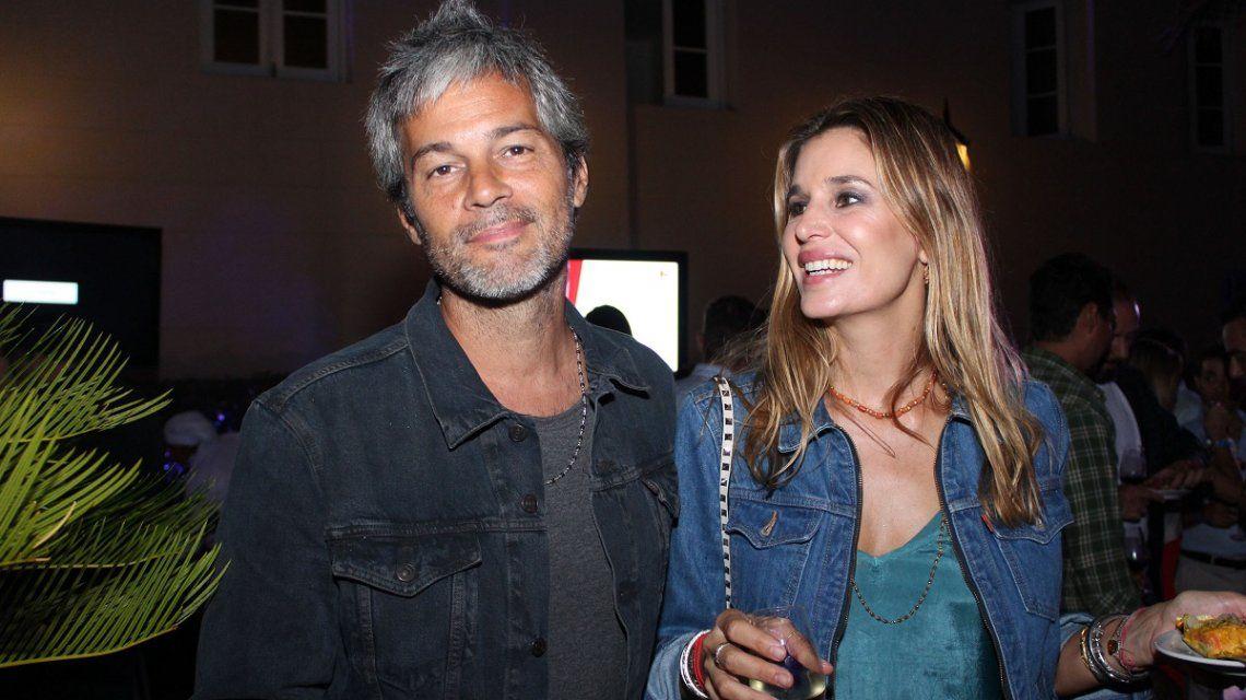 Después de 21 años de relación, se separaron Dolores Barreiro y Matías Camisani