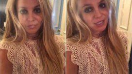 VIDEO: Reapareció Britney Spears tras la imagen en la que se la vio desmejorada