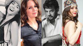 María Pía Galiano, Nancy Dupláa y Natalia Oreiro fueron compañeras de elenco de Pablo Rago