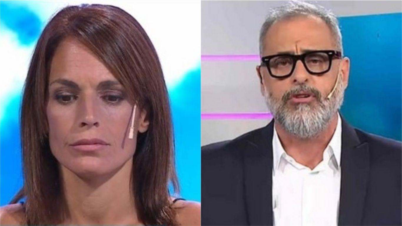 Fuerte frase de la novia de Sergio Denis: Si se te da por abrir los ojos los vas a volver a cerrar