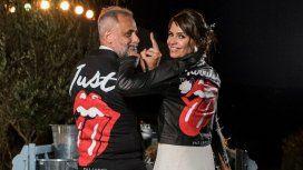 Los videos inéditos del casamiento de Jorge Rial y Romina Pereiro