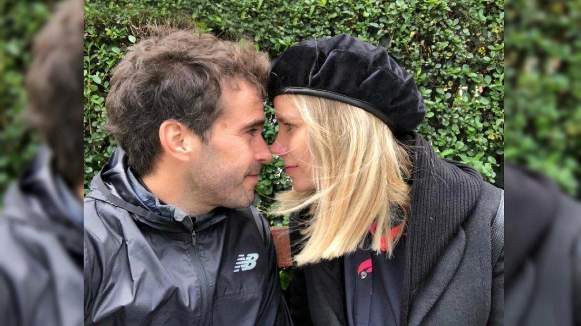 Los días de amor y running de Nicolás Cabré y Laurita Fernández en Londres