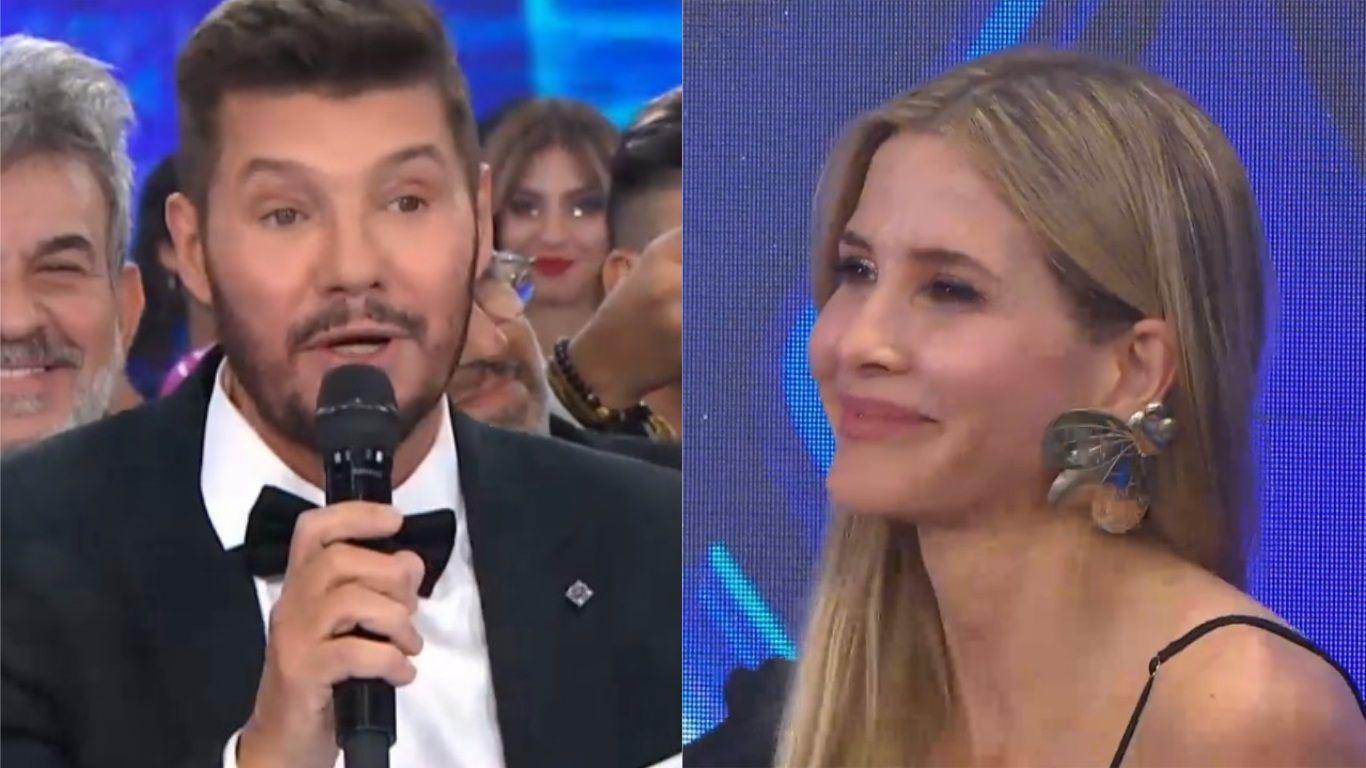 ShowMatch: El agradecimiento de Marcelo Tinelli su familia y los elogios para Guillermina Valdés