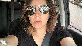 Dalma Maradona, con culpa por haber ido a un cumple sin su hija de dos meses