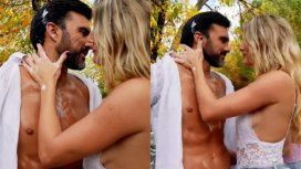 El adelanto del video hot de Mica Viciconte y Fabián Cubero