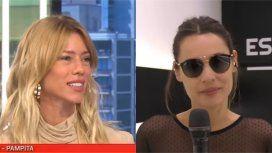 La pregunta punzante de Nicole a Pampita sobre su intimidad más cuestionada