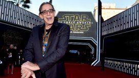 Murió el actor Peter Mayhew, que interpretó a Chewbacca en Star Wars