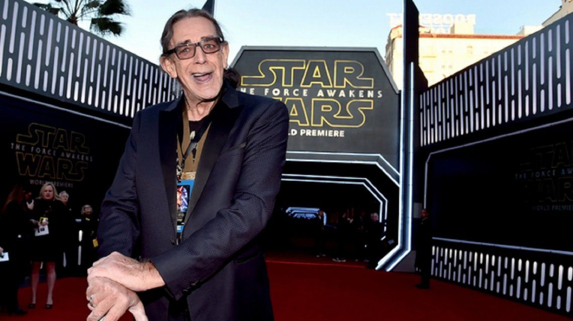 Murió el actor Peter Mayhew, que interpretó a Chewbacca en Star Wars