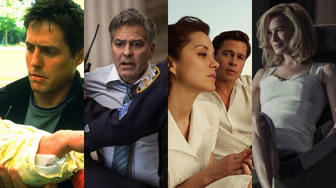 Hugh Grant, George Clooney, Brad Pitt y Renée Zellweger, entre los estrenos de Netflix en mayo