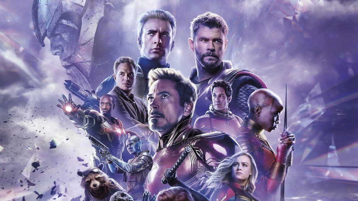 Avengers: endgame, la película más tuiteada de la historia