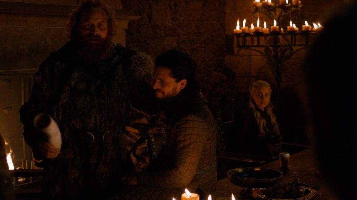 Un error insólito se coló en el último episodio de Game of Thrones