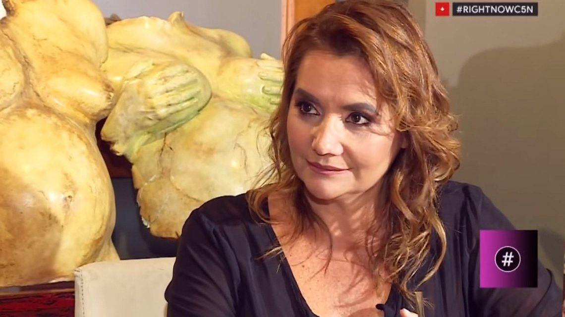Nancy Pazos, sobre los votantes de Macri: Hay gente que no puede creer que fue tan idiota