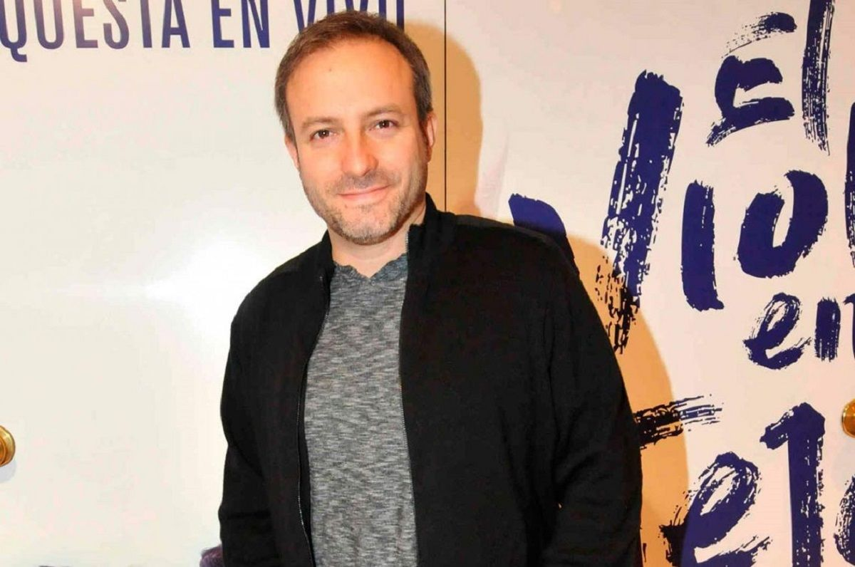 Internaron de urgencia al humorista Sebastián Almada