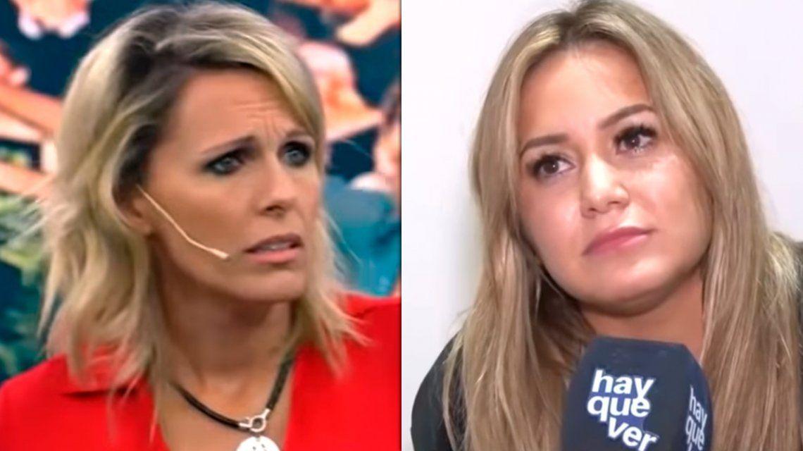 Escandaloso ataque de Karina La Princesita a Denise Dumas: Aprendé a hablar, sos de cuarta