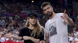 Shakira se descargó tras el papelón del Barcelona frente al Liverpool