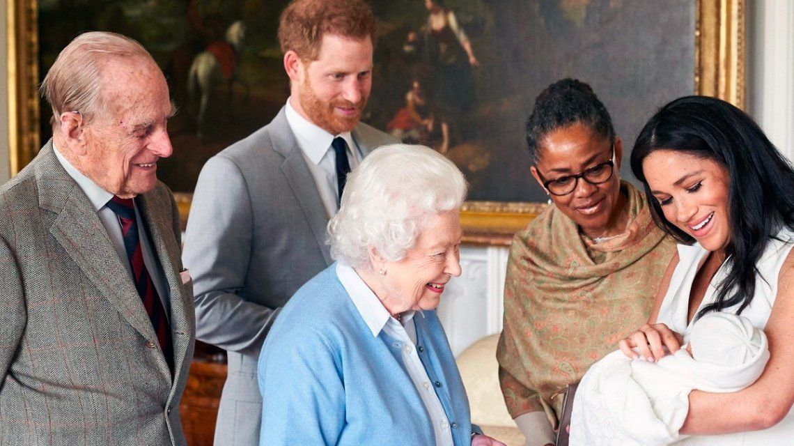 Archie, el nombre elegido para el hijo del príncipe Harry y Meghan Markle