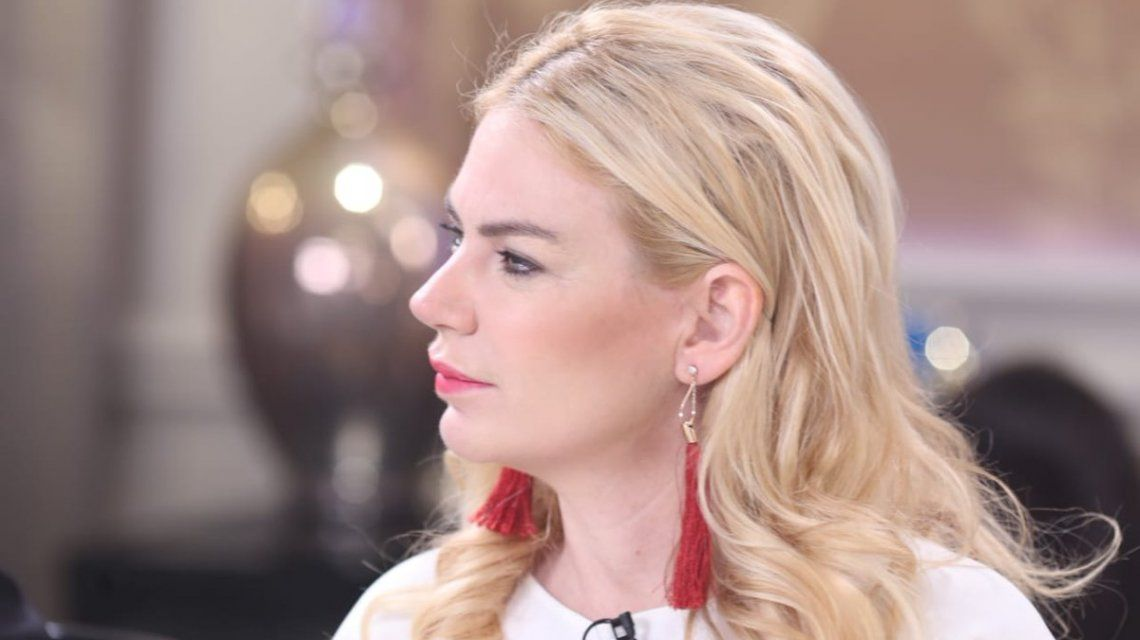 Esmeralda Mitre no tendrá su propio programa en Canal 9