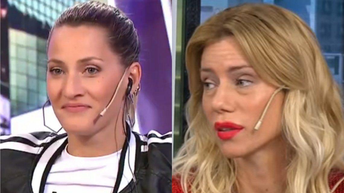 Nicole Neumann respondió el acting que hizo Mica Viciconte en televisión